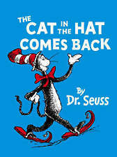 Dr Seuss Story Book: THE CAT IN THE HAT COMES BACK - Hardback - NEW