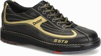 Dexter SST 8 Black/Gold Mens WIDE WIDTH Bowling Shoes