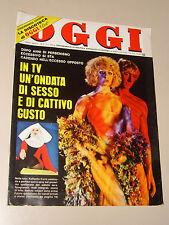 OGGI=1978/2=RAFFAELLA CARRA=MARIO SOLDATI=GIULIANO GEMMA=NIGRISOLI=STAR WARS=