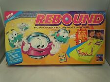 REBOUND Board Game 1994 VINTAGE Board Only TYCO PARTS