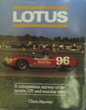 * Lotus - the Sports , GT and Touring Cars  - Chris Harvey  *