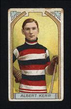1911-12 C55 IMPERIAL TOBACCO ~ #10 ~ ALBERT KERR ~ ROOKIE CARD