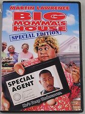 Big Momma's House (DVD, 2000, Special Edition)