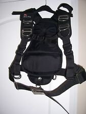 Dive Rite Transpac Harness black size L