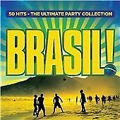 Various Artists - Brasil! (50 Hits - The Ultimate Party) - NEW & SHRINK WRAPPED