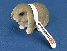 SCHLEICH 14401 - Zwergkaninchen - mit Fähnchen - Pygmy Rabbit - Haustiere -Pets