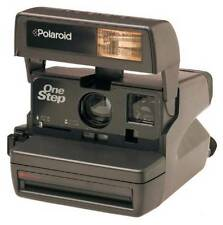 POLAROID ONE STEP 600 w/ MACRO & FLASH