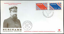 Suriname 1972 Airmail 50th Anniv FDC First Day Cover #C29334