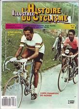 l'histoire illustrée du cyclisme n°16 SPECIAL COPPI BOBET MARTINI PETRUCCI