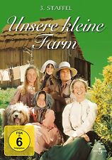DVD UNSERE KLEINE FARM - STAFFEL 3 (Season) - Box-Set - MICHAEL LANDON ** NEU **
