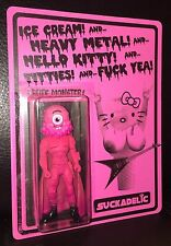 SUCKLORD SUCKADELIC X BUFF MONSTER SIGNED 2012 DCON EXCLUSIVE RARE! #50 MADE!