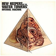 NEW KEEPERS OF THE WATER TOWERS - INFERNAL MACHINE  CD NEU