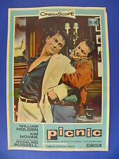 R FOTOBUSTA ORIGINALE  PICNIC KIM NOVAK WILLIAM HOLDEN BETTY FIELD STRASBERG 2
