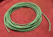 25 ft 14 Gauge Primary Green Wire Hit & Miss Gas Engine Motor Buzz Coil