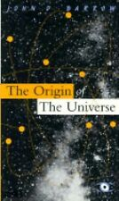 Science Masters: The Origin of the Universe by John D. Barrow  First Edition