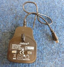 Jabra SSA-0518 UK Plug Micro USB Bluetooth AC Power Adapter Charger 5V 180mA