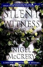 Silent Witness (Dr. Samantha Ryan Mysteries)-ExLibrary