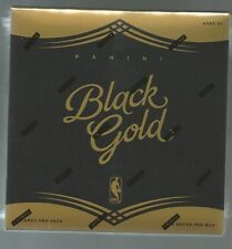 2015/16 Panini Black Gold Basketball Factory Sealed Hobby Box