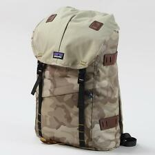 Patagonia Arbor Pack 26L Forest Camo Khaki Rucksack Traveling Bag Laptop Sleeve