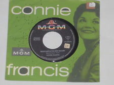 "CONNIE FRANCIS -Barcarole in der Nacht- 7"" 45"