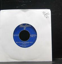 "The Lady In Blue - March Of The Toys / What's My Favorite Toy 7"" Vinyl 45"