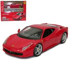 Maisto 1:24 Ferrari 458 Italia Diecast Assembly Line Model Car Vehicle Toy New