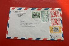 *Brief Beleg - Boliviennach Deutschland - Salzgitter 50-er Jahre (76)