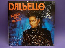 "12"" Vinyl Single Lisa Dalbello - Black on black (J-178) 2 Tracks Germany 1985"