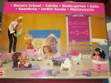 Barbie Shelly Nursery School Asilo Mattel 67535 PEZZO UNICO INTROVABILE NUOVO
