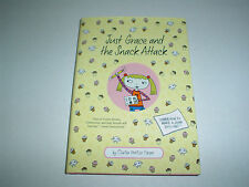Just Grace and the Snack Attack by Charise Mericle Harper (2009, Hardcover) New