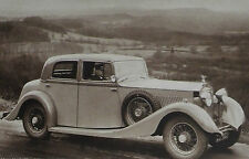 Hooper Rolls Royce 1935 Advertisement Ad 8681