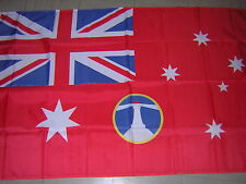 British Empire Flag Red Ensign of the Commonwealth Lighthouse Service Australia