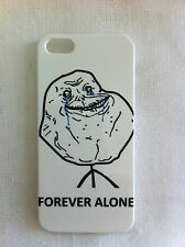 MEME FOREVER ALONE Art Printed iPhone 5 5s Case for Apple iPhone 5s