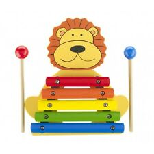 Orange Tree Wooden Lion Xylophone | Toy Xylophone | Wood Xylophone for Children