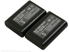 2x New 1800mah Li-ion 14464 BLI-312 Battery for Leica BM8 M8 M8.2 M9 ME Camera