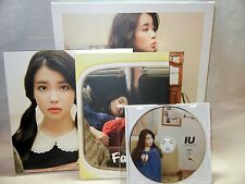 RARE Last Fantasy 2 by IU KOREA Limited Edition Photo CD Original Complete Box