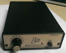 Amplificatore Brown Innovations SOLOAMP Amplifier Active Equalizer SoloSphere
