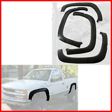 88-98 Chevy GMC C/K Truck Tahoe Suburban Fender Flares Protector Set OE Style