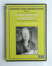 A Decade of Darkness DVD from John Halstead - Racing Pigeons