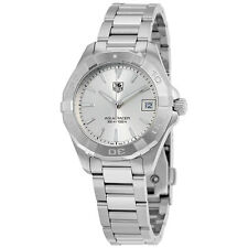 Tag Heuer Aquaracer Silver Dial Stainless Steel Ladies Watch WAY1311.BA0915