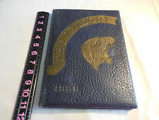 1956  Wildcat High School Yearbook of Tarrant High School, Tarrant, Alabama