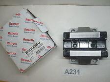 REXROTH Bosch R200179330 BALL RUNNER BLOCK, KUGELWAGEN NR for Ball Rail System