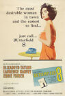 """Butterfield 8"""" .. Elizabeth Taylor .. Vintage Movie Poster A1 A2 A3 A4 Sizes"""