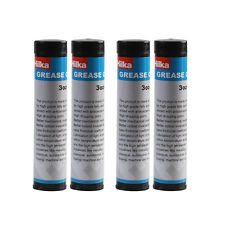 4 X 3OZ GREASE GUN CARTRIDGE GREASE CARTRIDGES FOR PISTOL GRIP GREASE GUN