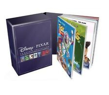 DISNEY PIXAR COLLECTION in 10 dvd - fuori catalogo con celophan
