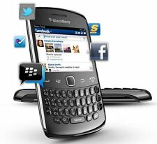 Blackberry Curve 9360 black - Imported