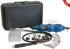 100 PIECE Variable Speed Rotary Tool Kit Grinder Cutter Accessories Dremel Set