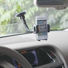 Car Windshield Mount Cell Phone for Droid HTC iPhone 4S/5C/6S Plus Galaxy S3/4/5