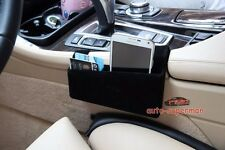 LHD BMW 5 Series F10 CAR Mobile Center storage Box Accessory external threshold