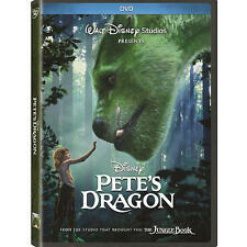 Pete's Dragon (DVD 2016) NEW*Adventure, Family, Fantasy* FAST SHIPPING !